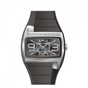 Ρολόι JAGA Aq121 με Μαύρο...