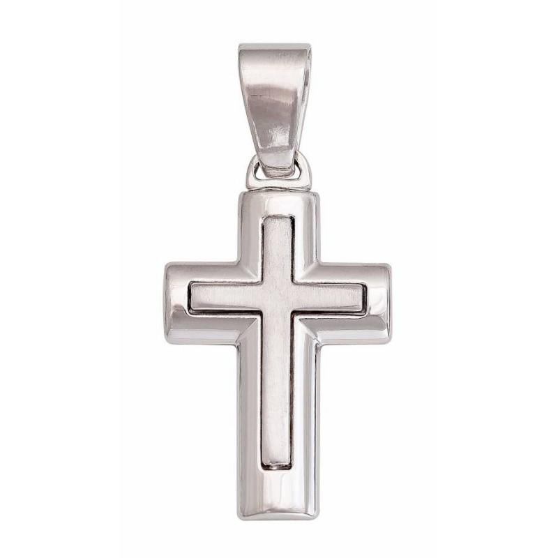 Ασημένιος σταυρός T524