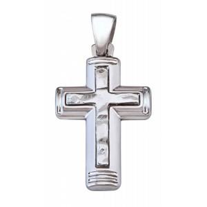 Ασημένιος  σταυρός T662
