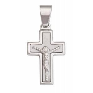 Ασημένιος ανδρικός σταυρός...