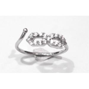 Δαχτυλίδι σε ασήμι DM68S