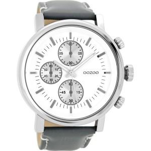 OOZOO Timepieces Aquagrey...