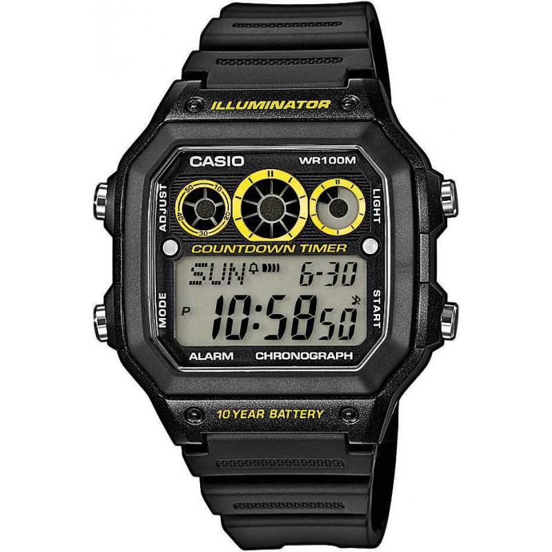 Ρολόι CASIO AE-1300WH-1AVEF Collection