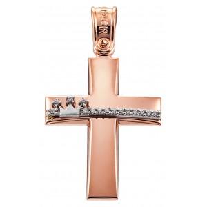 Σταυρός Ροζ-Χρυσος...