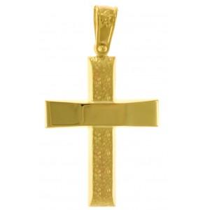 Σταυρός χρυσός 14καρατίων...