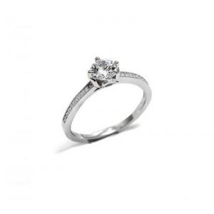 Δαχτυλίδι DX593 Ασημένιο...