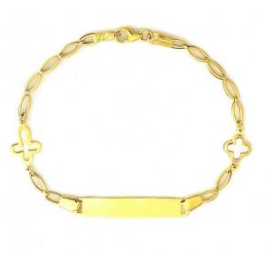 Χρυσό Βραχιόλι BA292