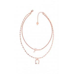 GUESS STEEL UBN29008 Ροζ...