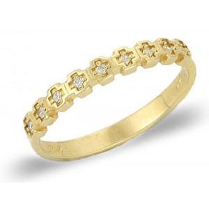 Γυναικείο Χρυσό δαχτυλίδι...
