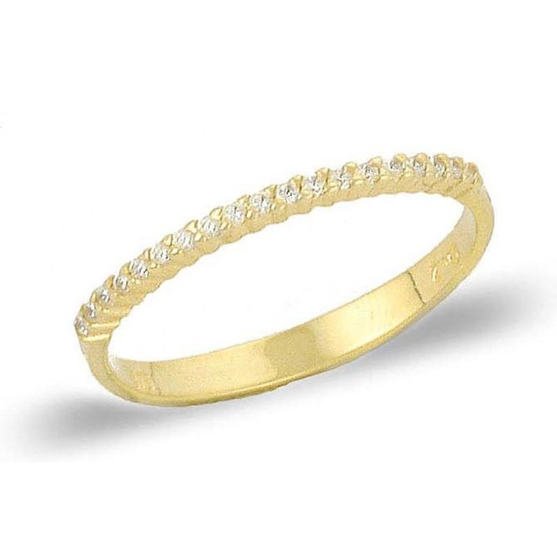 Γυναικείο Χρυσό δαχτυλίδι 14 καρατίων RN11403