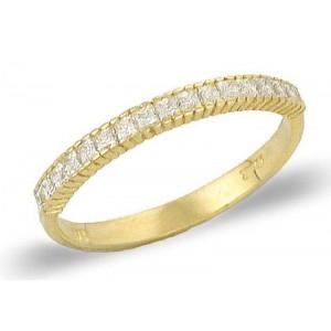 Γυναικείο Δαχτυλίδι χρυσό...