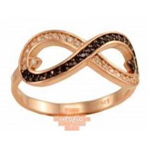 Ροζ χρύσό δαχτυλίδι...