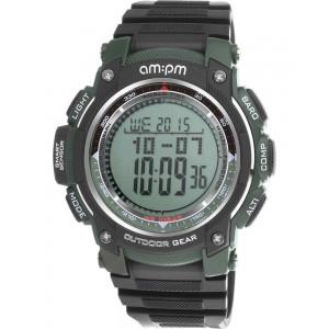 Ρολόι AM:PM PC167-G408 με...