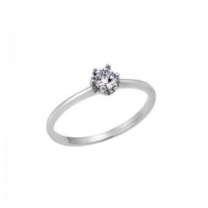 Δαχτυλίδι Μονόπετρο Senza...