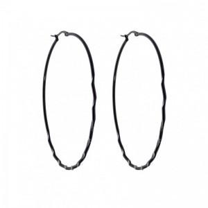 Σκουλαρίκια Senza Steel 8...