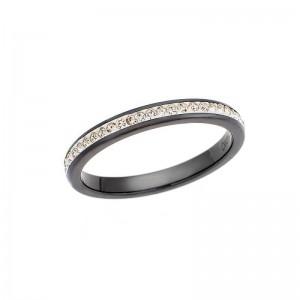 Δαχτυλίδι SENZA Black...