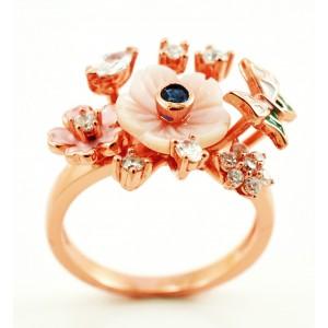 Ασημένιο δαχτυλίδι BA1002...