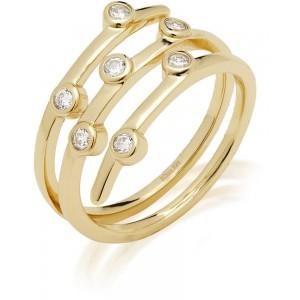 Δαχτυλίδι JCOU JW906G0-02...