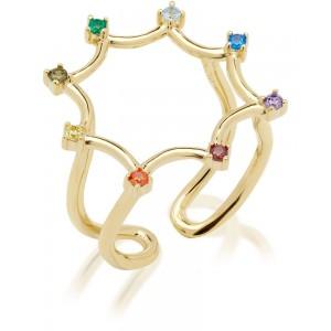 Δαχτυλίδι JCOU JW902G0-01...