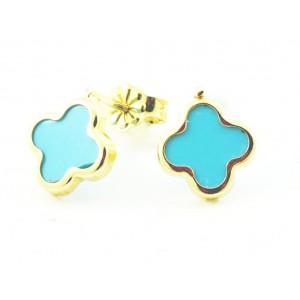 Χρυσά σκουλαρίκια 9...