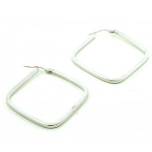 Λευκόχρυσα σκουλαρίκια...