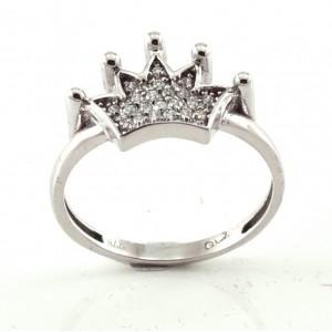 Λευκόχρυσο δαχτυλίδι 9...