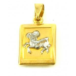 Χρυσό ζώδιο ''Κριός''...