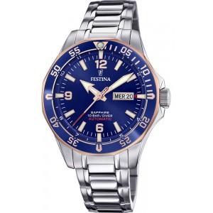 Ρολόι FESTINA F20478/3 με...