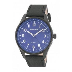 Ρολόι 3GUYS 3G54002 με μπλε...