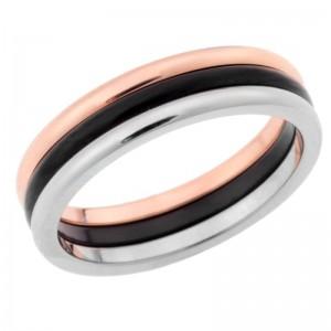 Δαχτυλίδι Senza Steel
