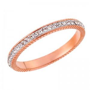 Δαχτυλίδι Senza Steel Rose...