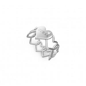 Δαχτυλίδι GUESS Steel HEART...