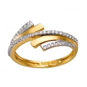 Χρυσό γυναικείο δαχτυλίδι...