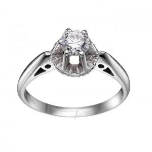 Μονόπετρο δαχτυλίδι...