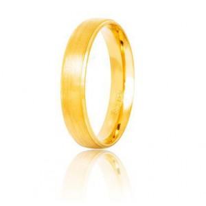 Χρυσή βέρα S25GC Ανδρική/...