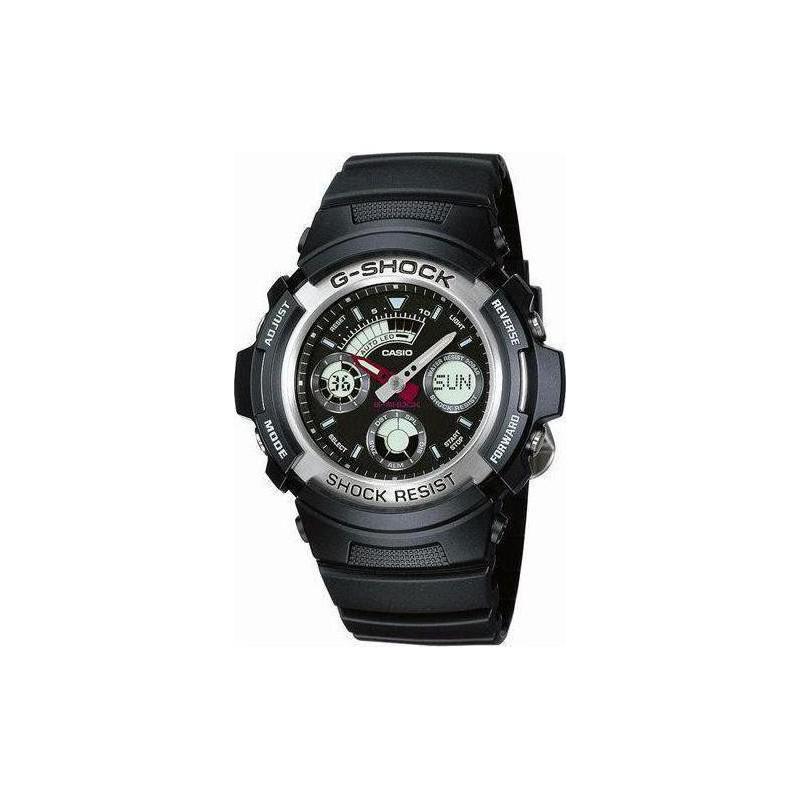 Ρολόι CASIO AW-590-1AER G-Shock Anadigi