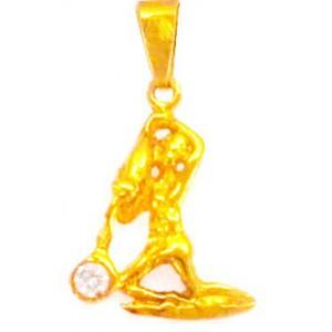 Χρυσό ζωδιο'υδροχοος'...