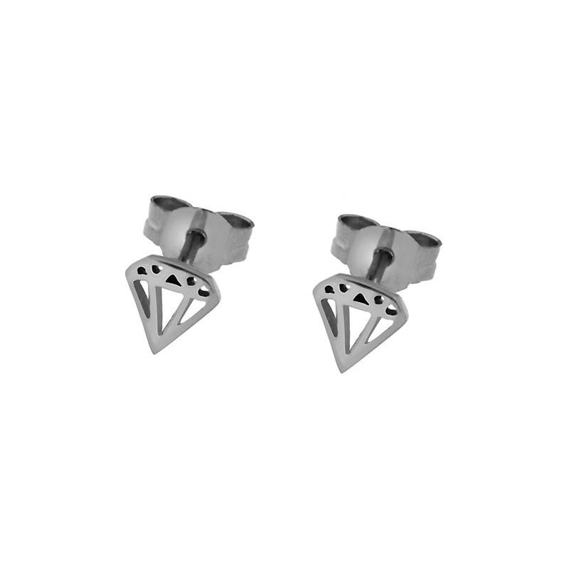 Σκουλαρίκια από Ασήμι 04-05-1860SS